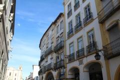 Evora inn - at the entrance