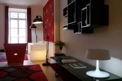 Evora inn - Living room