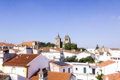 Évora Inn - view from top floor room